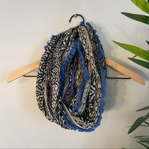 American Eagle Patterned Infinity Scarf